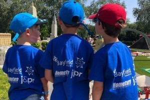 Bayfield Vehicle Hire Supports Beaver Trip to Legoland