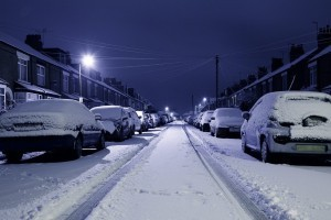 Winter Driving Top Tips From Van Hire Experts Bayfield