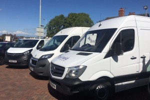 Top tips for safe van driving