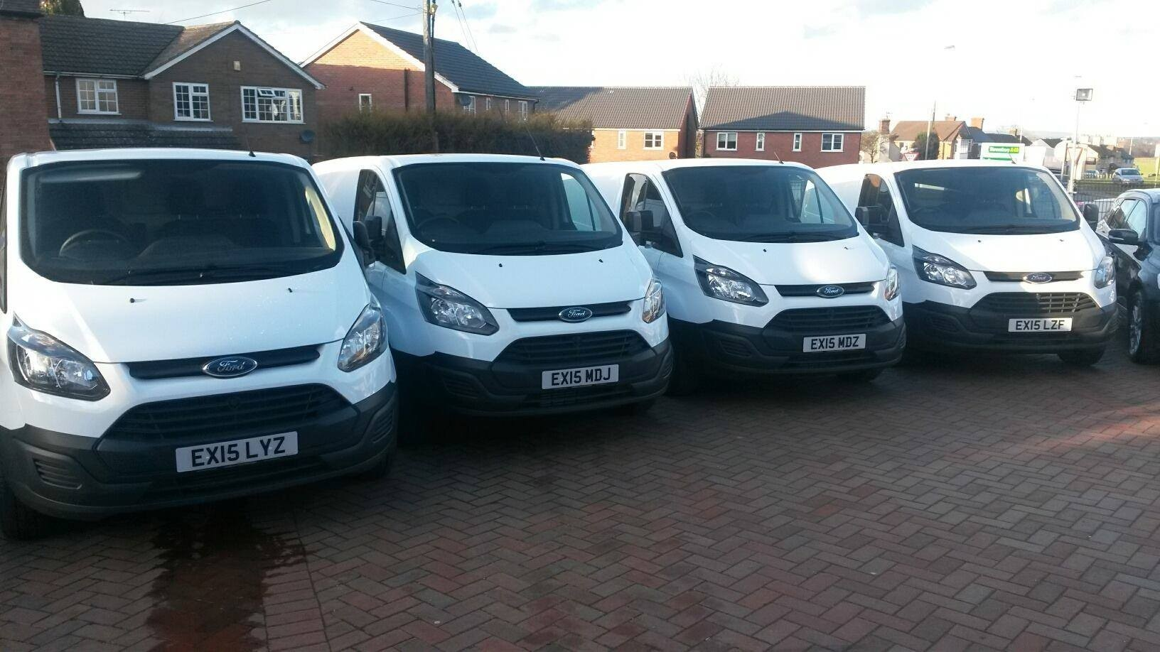 Eight reasons to try vehicle hire in Shropshire over buying or leasing