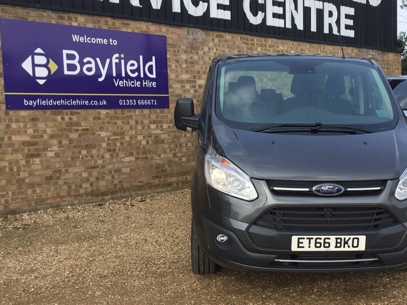 Bayfield Vehicle Hire Ely